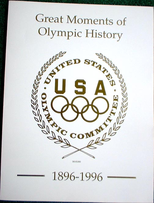 Great Moments of Olympic History