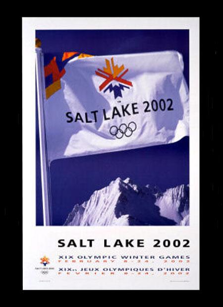 SLC #1 Logo Flag
