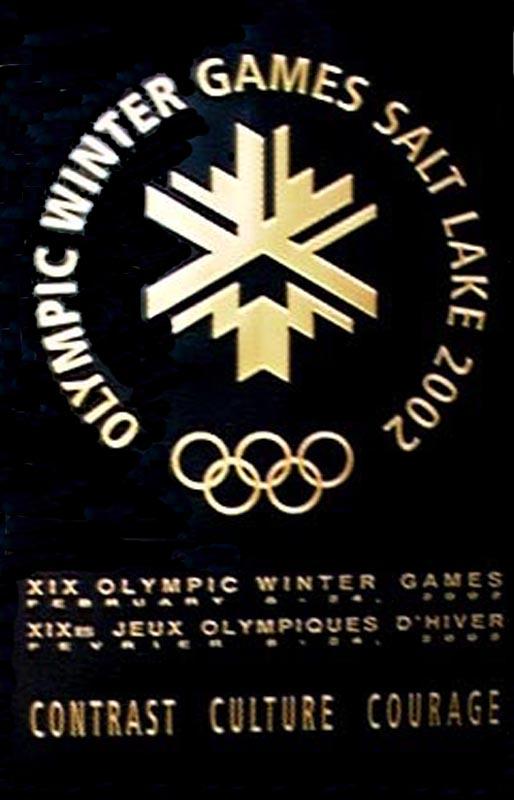 SLC # 2  Black & Gold - Logo