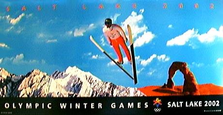 SLC # 3  Ski Jump